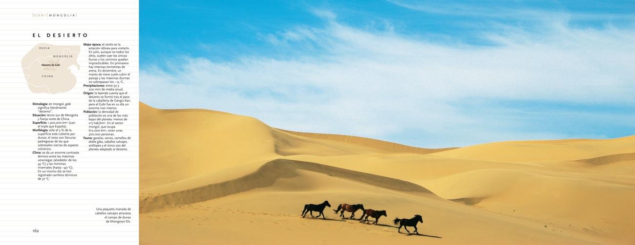 Libro 7 desiertos con un par de ruedas. Oferta especial edición de lujo, tapa dura
