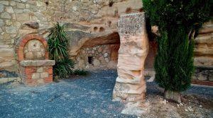 Fuente en Albarca I CONUNPARDERUEDAS.COM