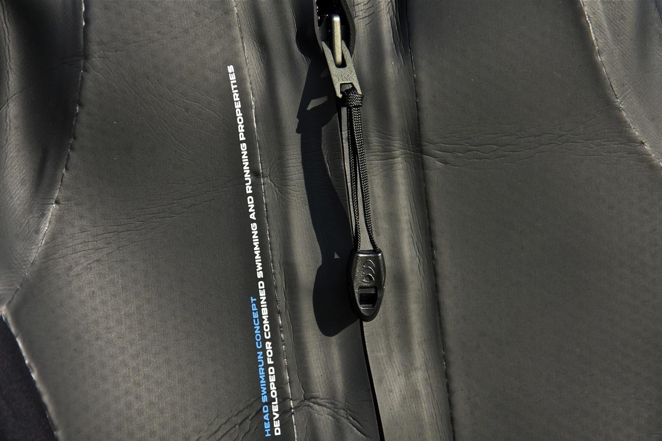 Head Aero Swimrun I Test Review I CONUNPARDERUEDAS.com