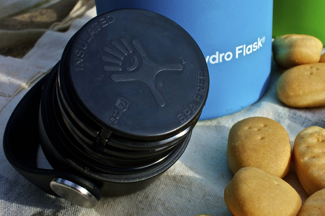 Tapón Hydro Flask de boca standard.