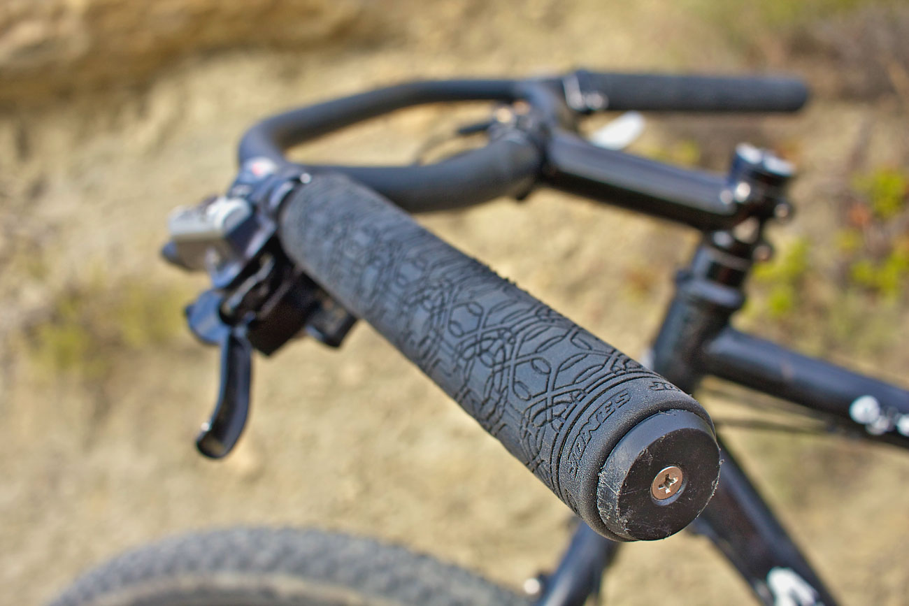 Test del manillar Jones H-Bar Loop 710 mm