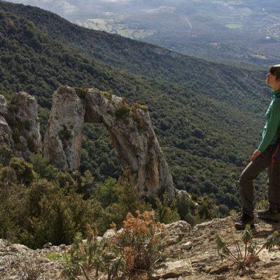 Vistas espectaculares en la ruta senderista a La Portaza y Faixa Basé