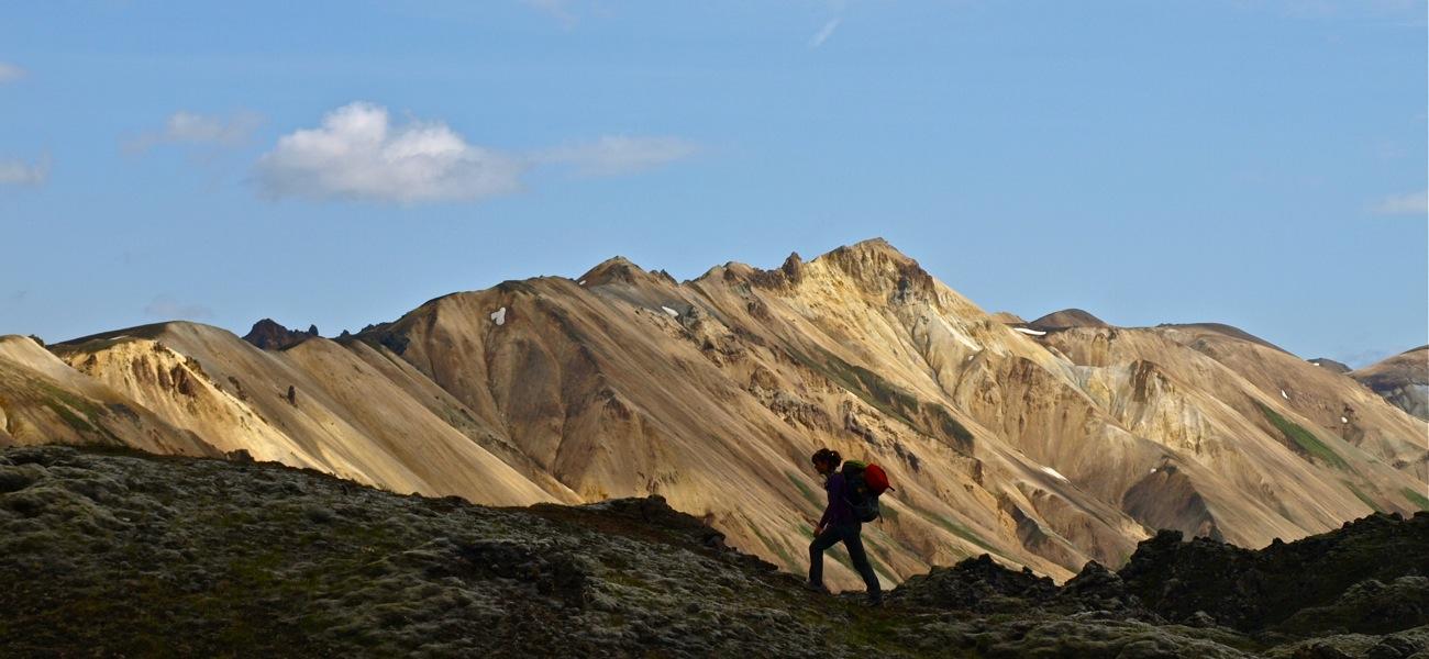 Landmannalaugar Skógar Trekking I www.conunparderuedas.com