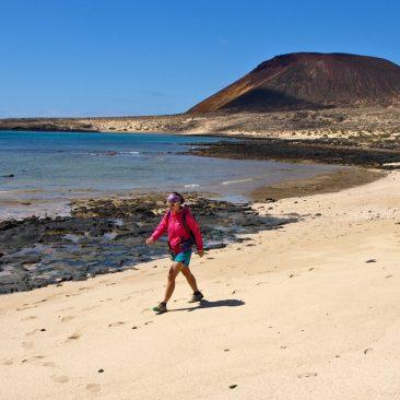 Lanzarote Vulcan Walk I TREKKING I CONUNPARDERUEDAS.com