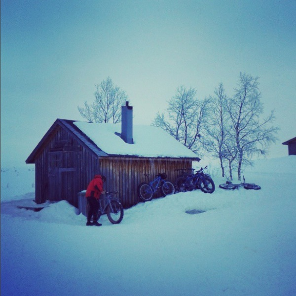 Laponia en fatbike I CONUNPARDERUEDAS.com