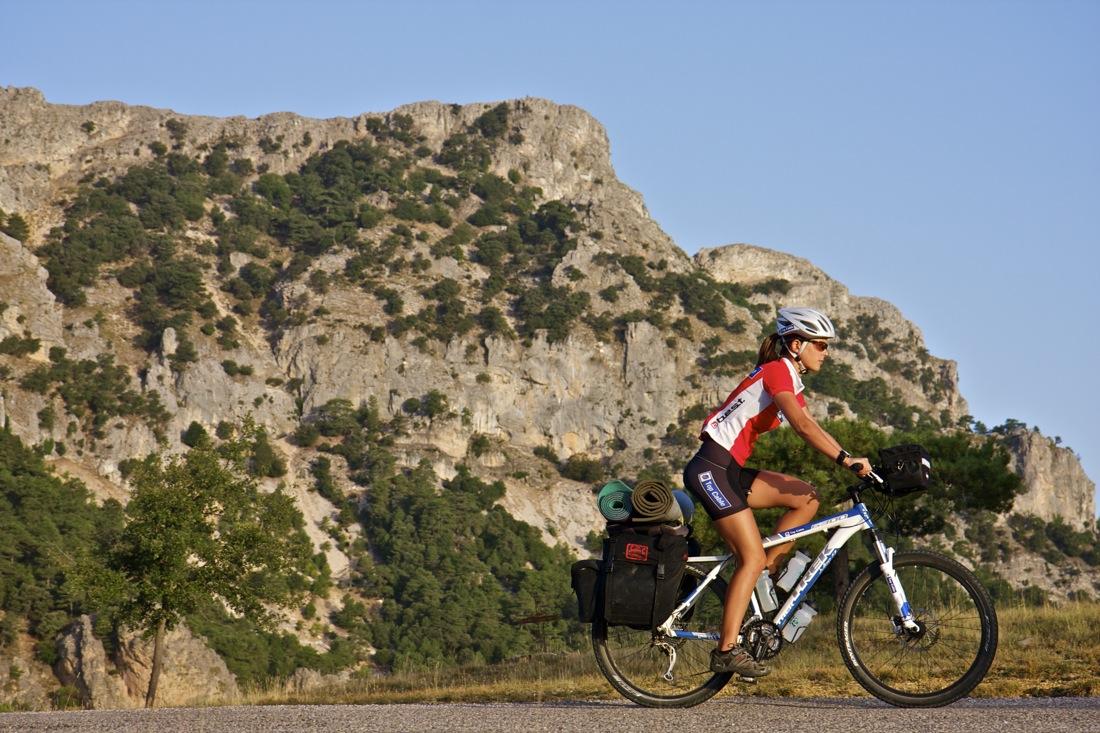 Mulhacén - Toubkal I En bicicleta de Tortosa a Marrakech I VIAJES I CONUNPARDERUEDAS.com