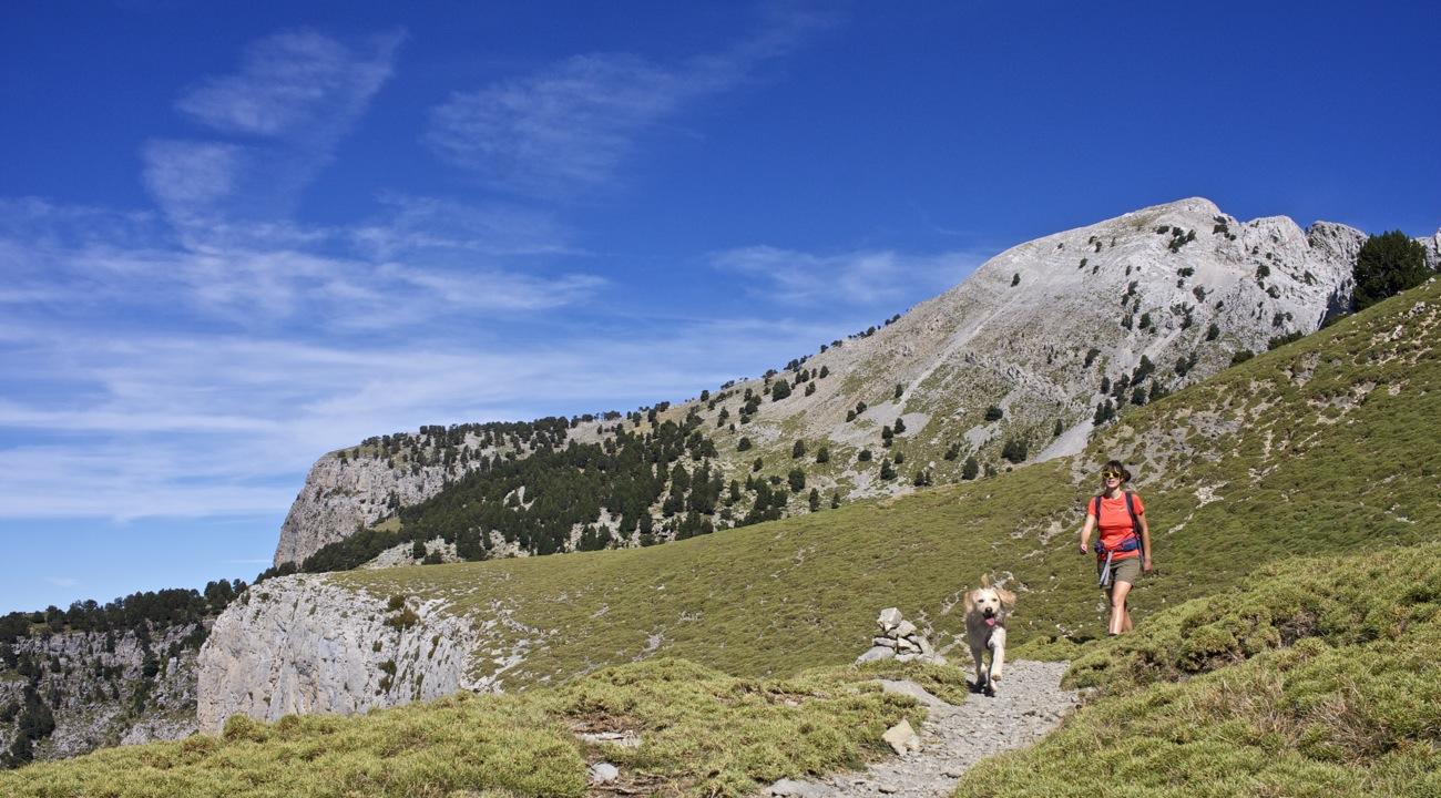 Peña Montañesa trekking