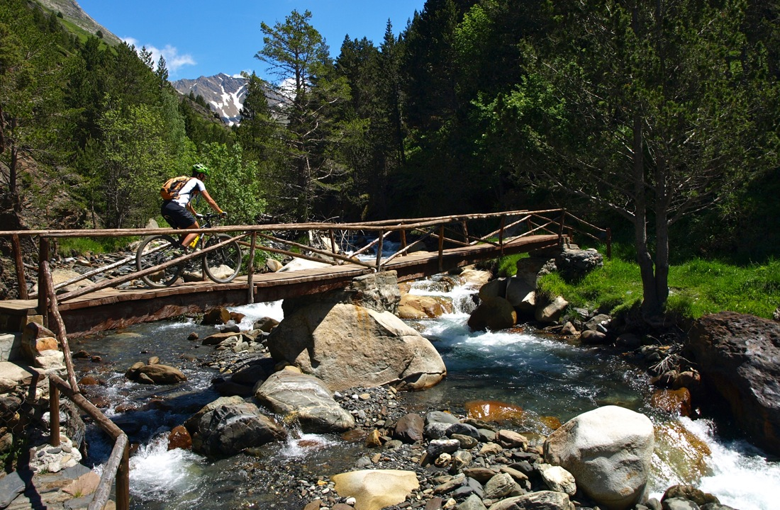 Pirinés Epic Trail eXtrem I CONUNPARDERUEDAS.com