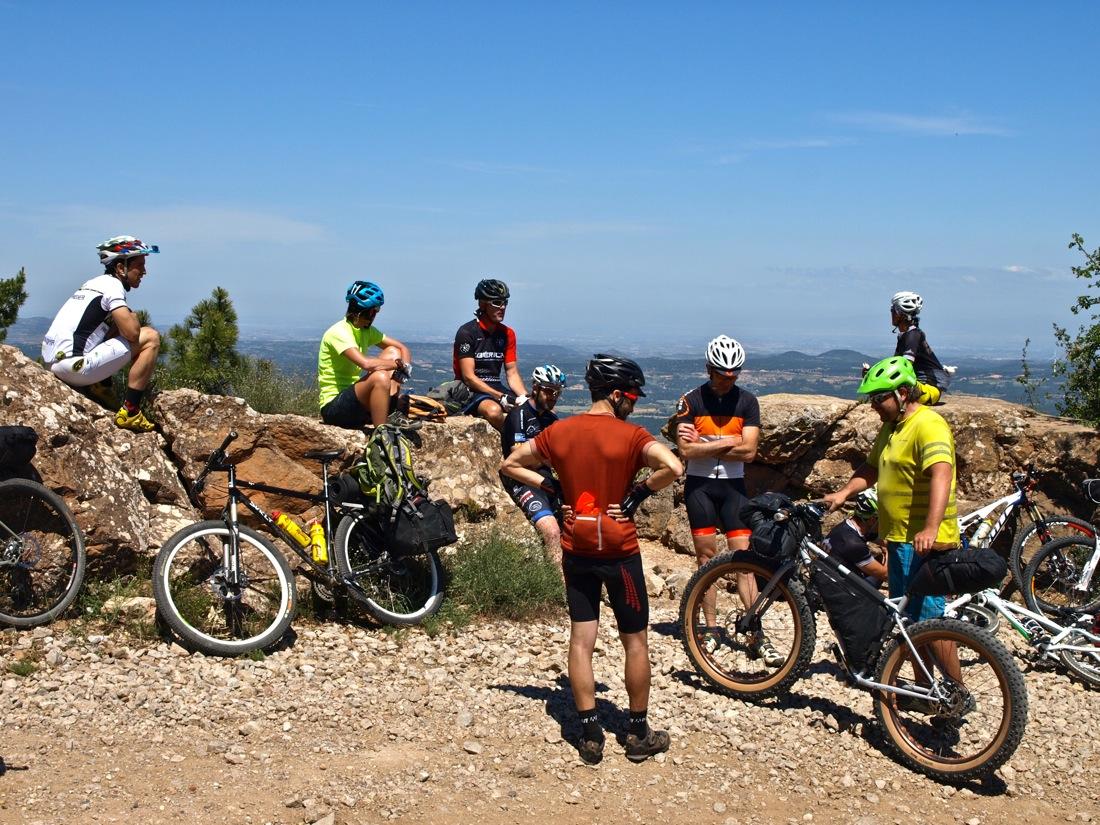 Muntanyes de Prades & Serra del Montsant I CONUNPARDERUEDAS.com