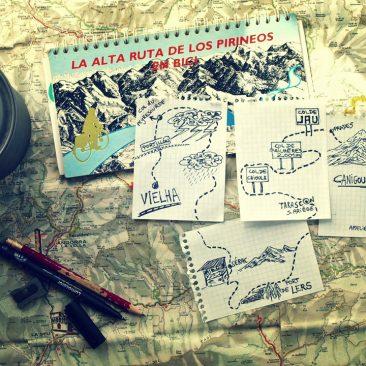 Route des Cols – Pirineo Oriental