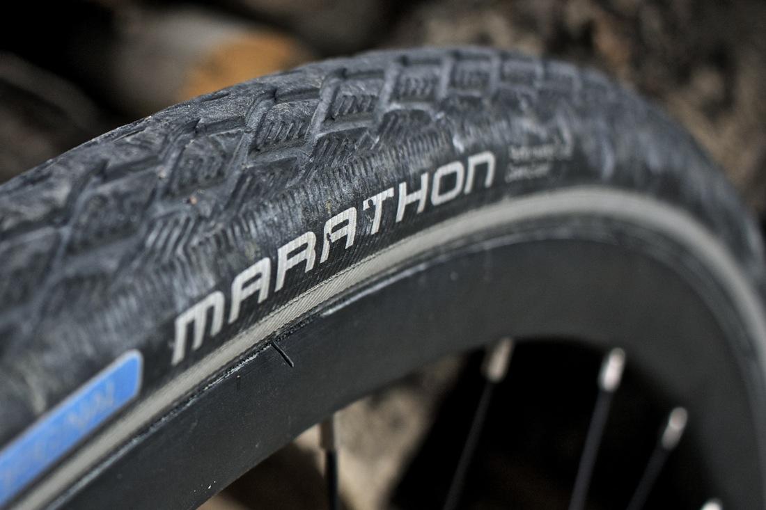 Schwalbe Marathon TEST REVIEW