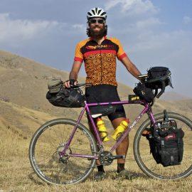 Surly Straggler in Armenia.