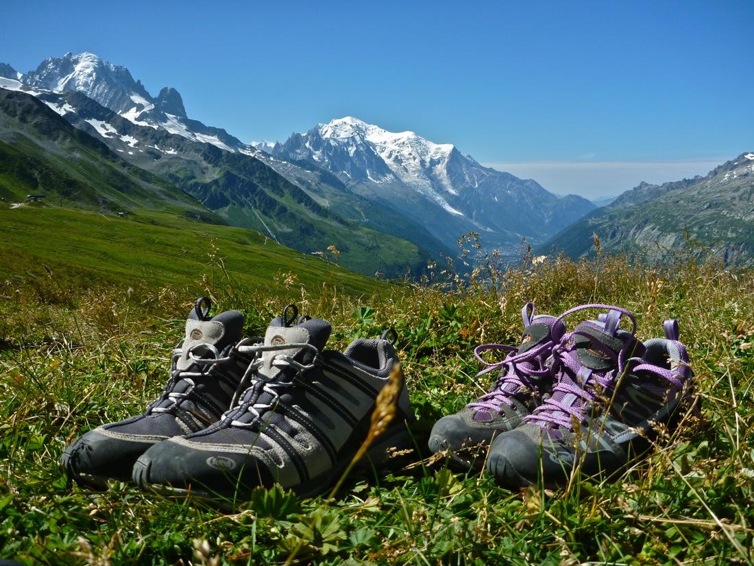 Tour del Mont Blanc TMB I CONUNPARDERUEDAS.com