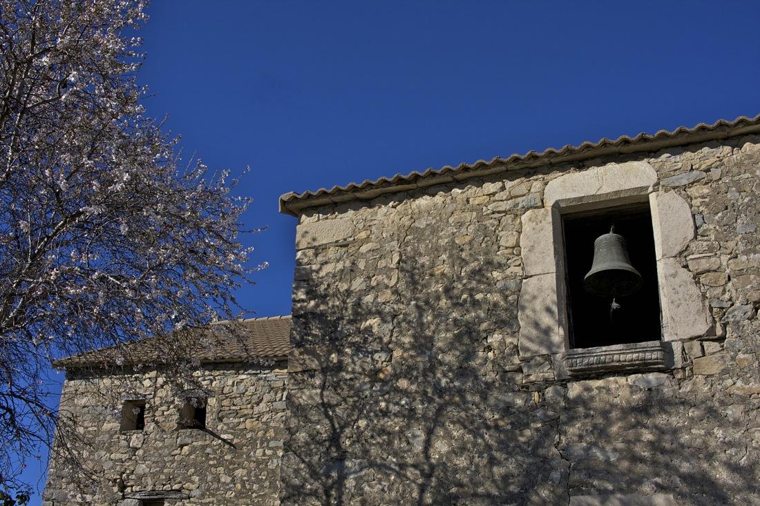 Tozal de Asba desde Santa María de la Nuez