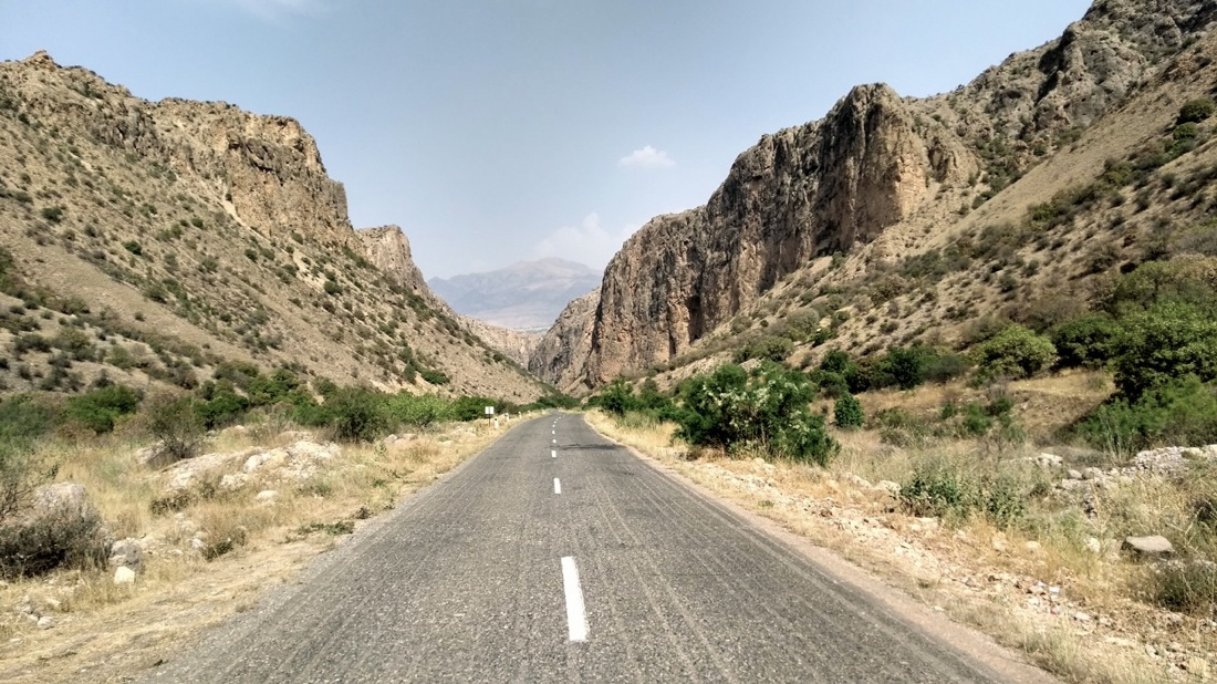 Armenia bikepacking