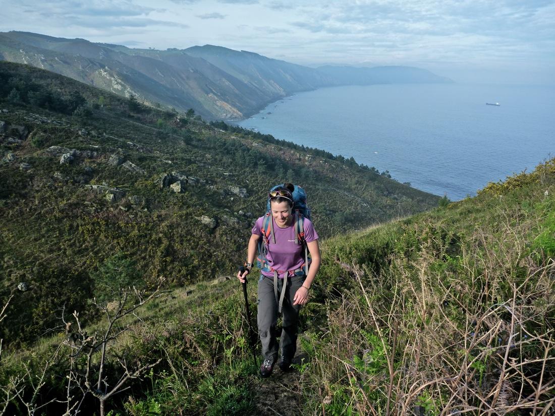 Costa Vasca Trekking Donostia Hondarribia