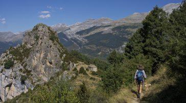 Ermitas de Tella. Paseo con magníficas vistas en un entorno natural privilegiado.