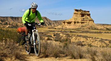 Monegros I Bikepacking I CONUNPARDERUEDAS.com