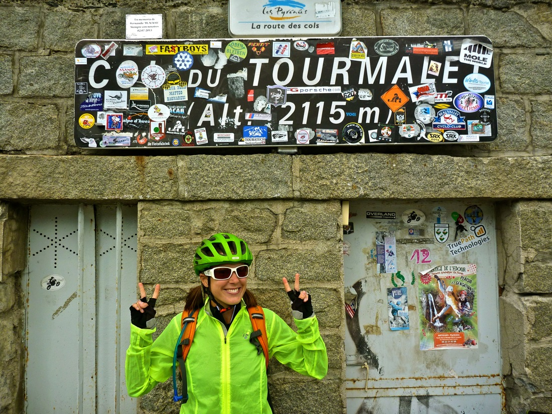 Pedals du Tourmalet I CONUNPARDERUEDAS.com