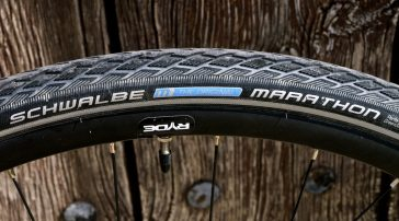 Schwalbe Marathon TEST REVIEW