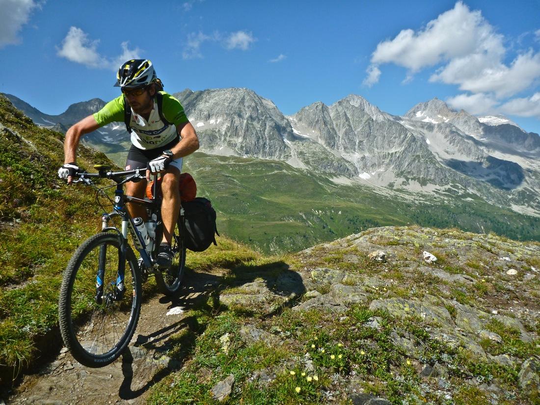 TransAlpes en bicicleta II VIAJES I CONUNPARDERUEDAS.com