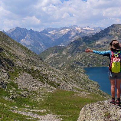 trekking barrabes estanh redon y estany de rius