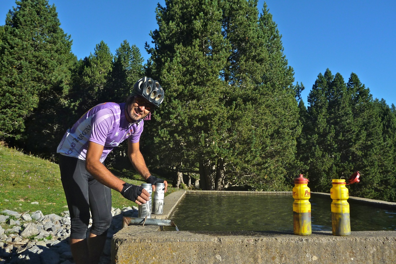 Ruta bikepacking Pirineo de Huesca