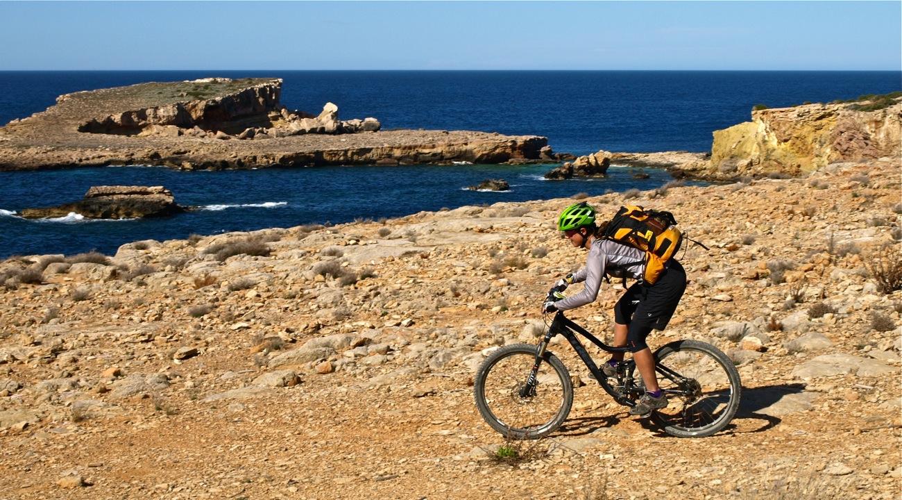 Vuelta Ibiza MOUNTAIN BIKE I CONUNPARDERUEDAS.com